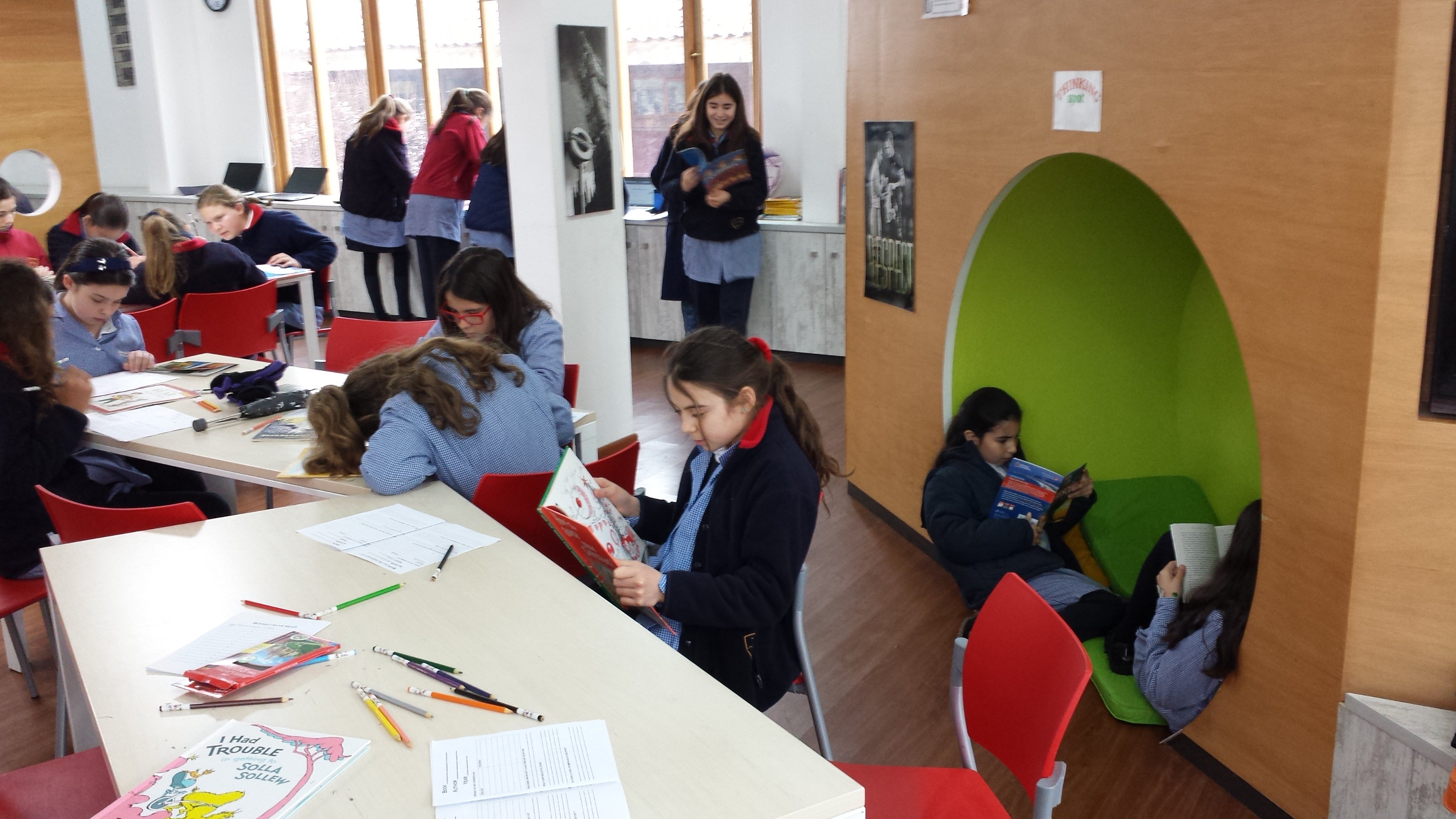reading club 2