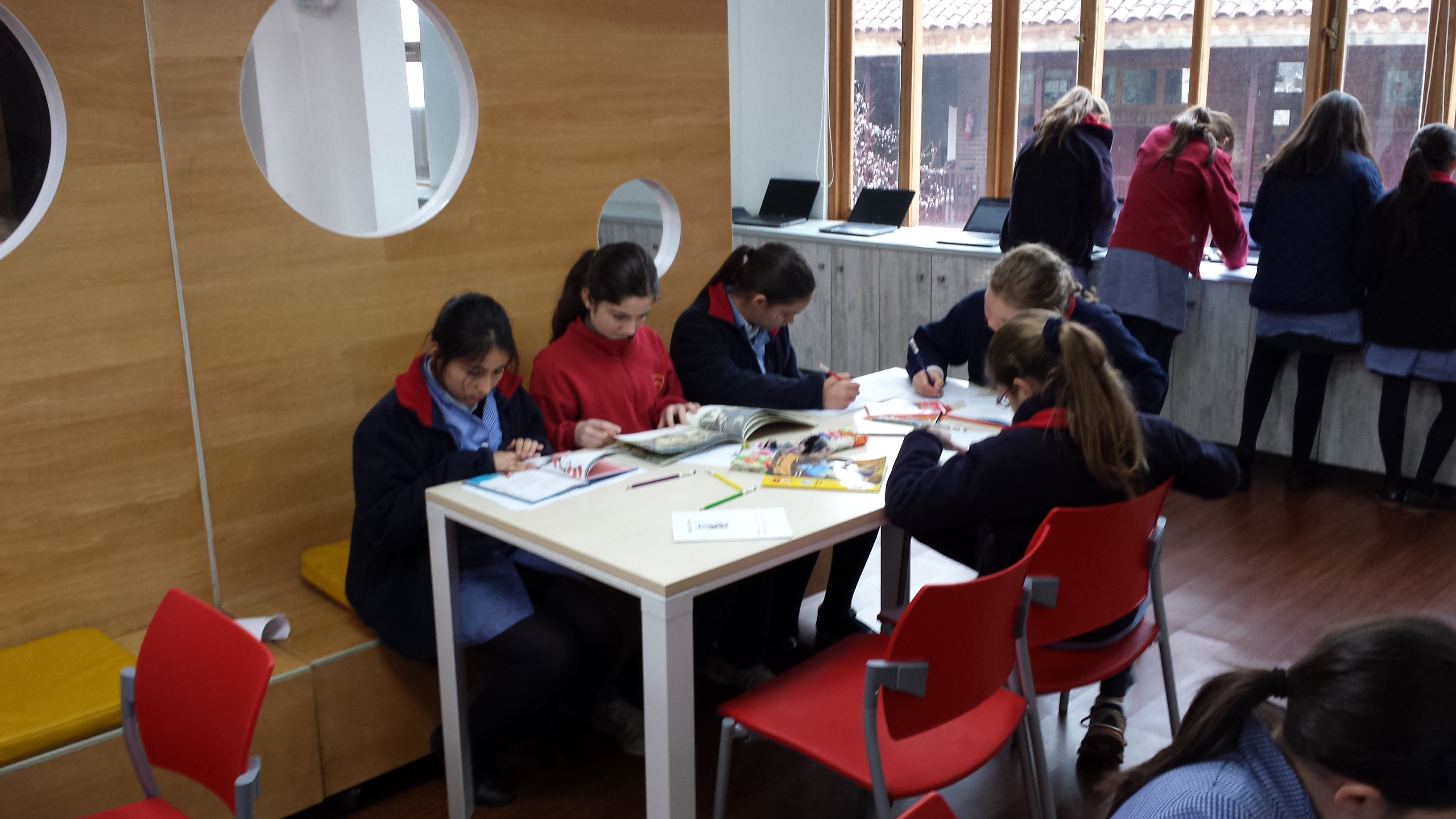 Understand By Comprehension Reading Club